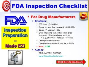 FDA-inspection-checklist-drugs